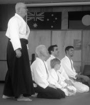 Aikido warrior Dojo class