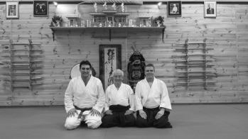 Sensei Ian and Pete 2