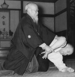 O sensei - Suwari Waza