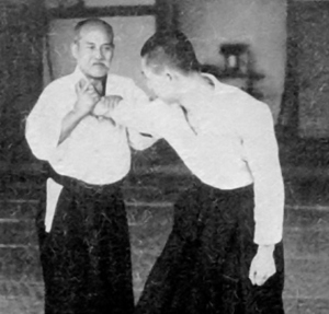 morihei-ueshiba-budo-step-of-foot