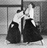 Kokyu nage - Osensei