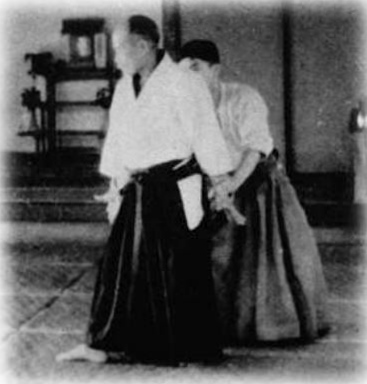 Creating A Place To Move Aiki Principles For Ushiro Training