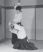 Hamni Handachi shiho nage