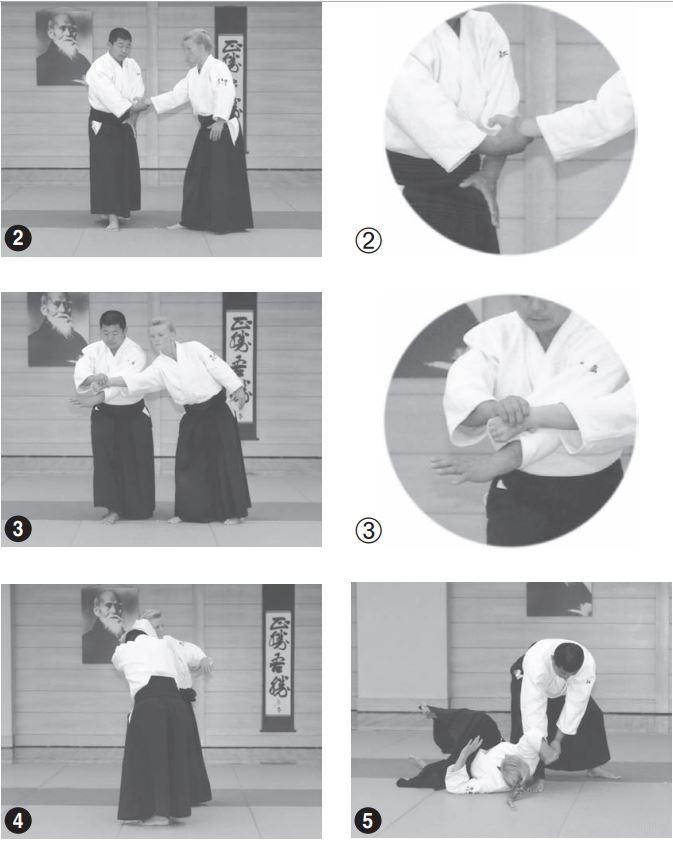 Training Notes Sodeguchidori Shiho Nage Aikido Warrior Dojo